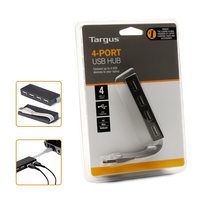 TARGUS USB HUB 2.0 4 port