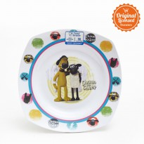 Shaun The Sheep 9 inch Square Soup Plate