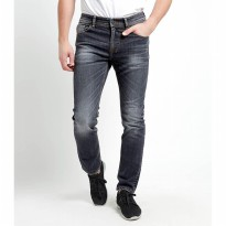 Alive Jeans Pria Paxy - Gry Grey 33-LD002G333