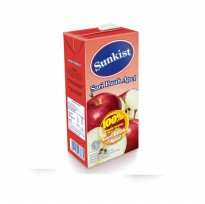 Sunkist Apple Jus 1 Liter