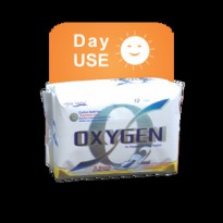 Sanitary Napkin Day Time Use - Pembalut Oxygen Siang