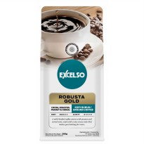 Excelso Robusta Gold 200 gram - Ground Bubuk