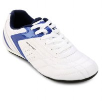 Spotec Sepatu Type Victor Lace White Blue