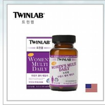 Daily Multi 60 Capsules Twin Lab woomeonseu / zinc / lutein / General / Composite / 13 kinds of vitamins / reproductive / women / pregnancy / mineral / Twinlab