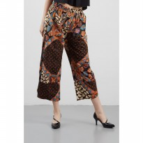 WINGGO Jungle Babe Front Pocket Batik Kulot