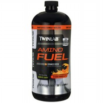 Twinlab Amino Fuel Liquid Concentrate - Lean Muscle (32 oz)