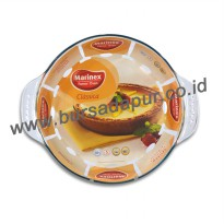 Marinex Loyang Bulat Gagang 322x263x58 mm [2,4 L] - Bursa Dapur