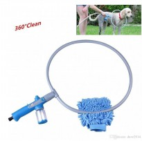 Woof Washer 360 Pet Washing System - Alat Mandi Anjing Praktis