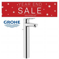 GROHE BAULOOP OHM VESSEL FITTING Kode Item 32856000 (Single Lever Basin Mixer)