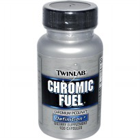 Twinlab Chromic Fuel - 100 Tabs