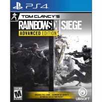 Tom Clancy Rainbow Six Siege Year 3 Advanced Edition Game PS4 (R3)