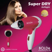 Hair Dryer BOLDe Bellagio