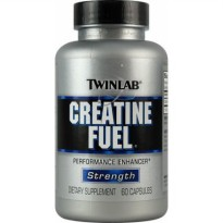 Twinlab Creatine Fuel Caps - 60 Kapsul