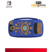 Nintendo Switch Pouch Bag Zelda Shiban Edition Blue