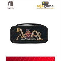 Nintendo Switch Pouch Bag Zelda Guardian Shiban Edition Black
