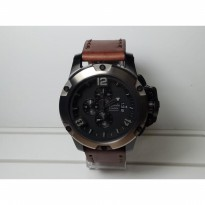 Alexandre Christie AC6295MC Chrono Black List Grey Original Men