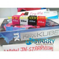mp3 THE NEW KUBE 8Gb original smallest mp3 in the world ipod killer quality (produk singapore)