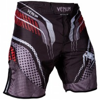 VENUM ELITE 2.0 FIGHT SHORTS - BLACK