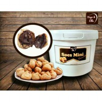 Sus/soes mini isi cokelat keyz and elle 1kg