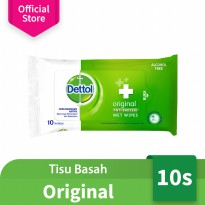 Dettol Wipes Original 10s