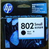 Hp 802 Black Small
