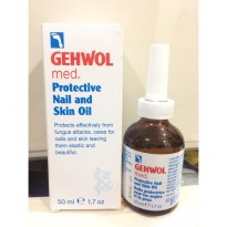 Gehwol Med Protective Nail and Skin Oil 50 ml BIG SIZE