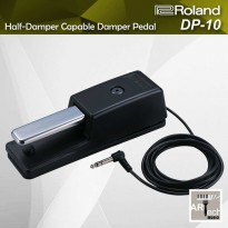 Roland DP-10 / DP10 / DP 10 Half Damper Capable Sustain Pedal