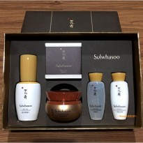 SULWHASOO CONCENTRATED GINSENG TRIAL SET 50TH ANNIVERSARY EDITION