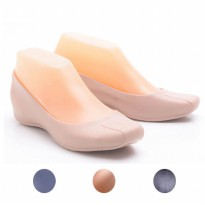 Jelly Flat Shoes Size 36-40