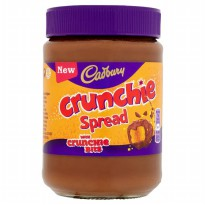 CADBURY Crunchie Spread 400 gram