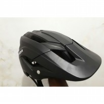 Helm mtb enduro lixada matt black