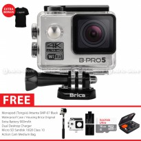 BRICA B-PRO 5 Alpha Edition Version 2 (AE2) 4K Camera Combo Extreme