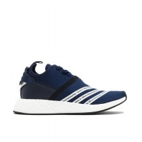 ADIDAS NMD R2 WHITE MOUNTAINEERING NAVY BLUE