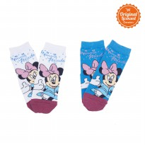Disney Minnie Mouse Socks 2-4 Years Bundling 2 Colors