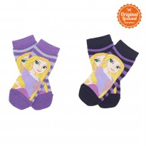 Disney Princess Rapunzel Socks 2-4 Years Bundling 2 Colors
