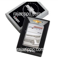 Zippo Original 29478 Chevrolet Camaro 50th Anniversary Limited Edition Made In USA | Stok Lengkap