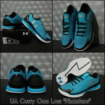 Sepatu Basket UA Curry 1 One Low Phanters