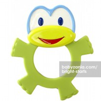 Bright Starts Dancing Teether Friends - Frog