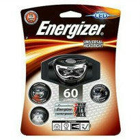 headlamp / headlight senter kepala energizer 3 led