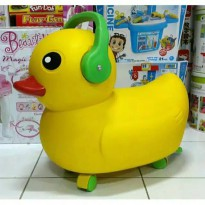 RIDE ON DUCK TAJIMAKU BEBEK DORONG