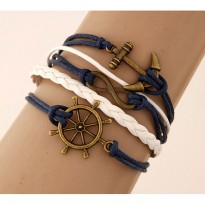 Aksesoris Gelang Fashion Multilayer - RGB5149