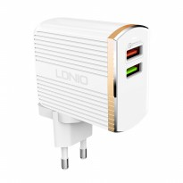 Travel Charger LDNIO Qualcom Quick Charge 3.0 2USB LDNIO A2502Q