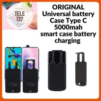 Universal battery Case Type C smart battery charging case 5000mah