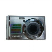 Yashica DC-HV888 Digital Camera - Silver