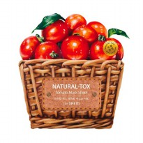 The Saem Natural Tox Tomato Mask Sheet