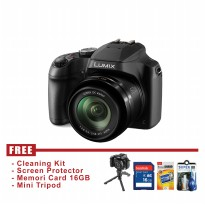 Panasonic Lumix DC-FZ82 Prosumer Camera - FREE Accessories