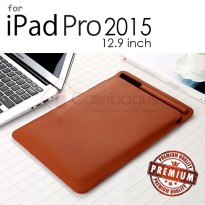 iPad Pro 12.9 Inch 2015 - Sleeve Leather Case Pouch Cover