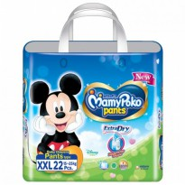 MamyPoko Pants Extra Dry NEW Mickey - XXL 22