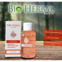MINYAK KESEHATAN SERBAGUNA BEAUTY OIL BIO HERBAL BPOM BEST SELLER