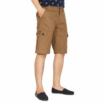(OLIVEINCH) SHORT CARGO PANTS (CELANA PENDEK CARGO) BAHAN COTTON TWILL STRETCH